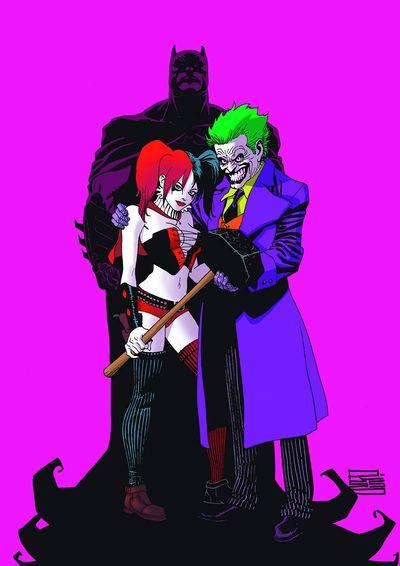 Harley Quinn - Joker Cover