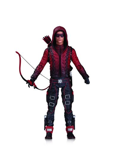 Arrow TV Arsenal Action Figure APR150332Y