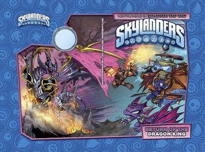 Skylanders Return of Dragon King HC APR150436E