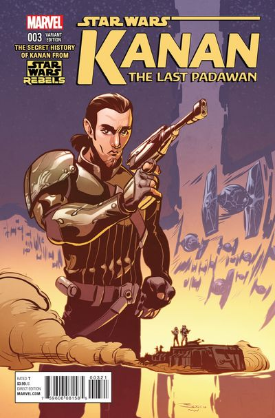 Kanan 3 Variant Cover Edition