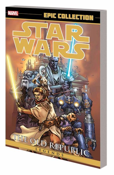 Star Wars Legends Epic Collection TPB Vol 01 Old Republic
