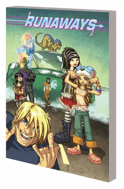 Runaways Complete Collection TPB Vol. 04 APR150939D