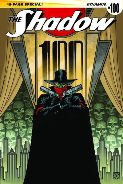 Shadow #100 (Cover A - Wagner)