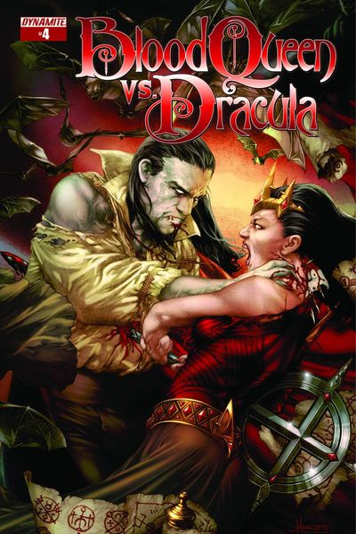 Blood Queen vs. Dracula #4 (of 4) (Cover A - Anacleto)