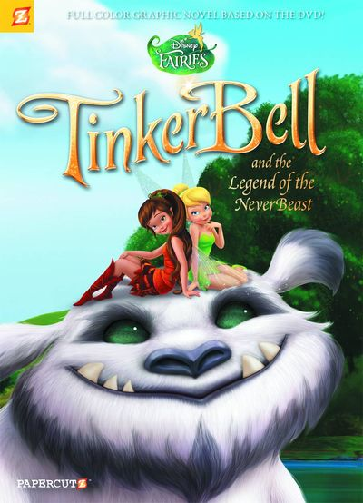 Disney Fairies HC Vol. 17 Tinker Bell Legend Of Neverbeast APR151656F