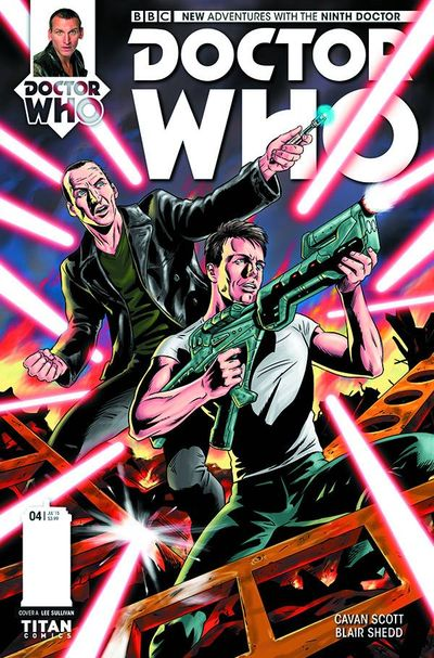 Doctor Who 9th #4 (of 5)
