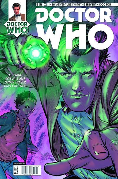 Doctor Who 11th #14