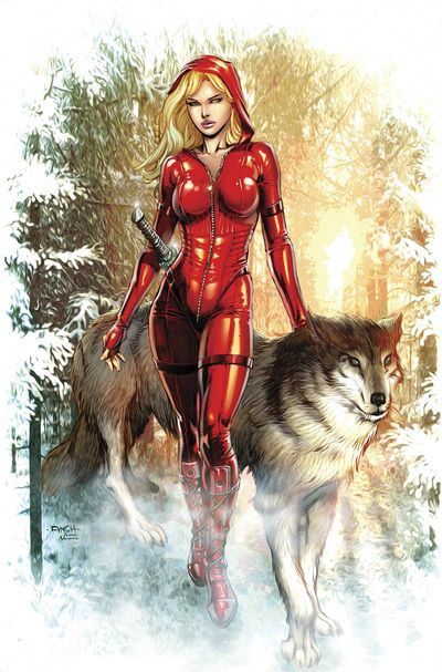 Grimm Fairy Tales 10th Anniversary Special #2 Red Riding Hood (Cover A - Finch)