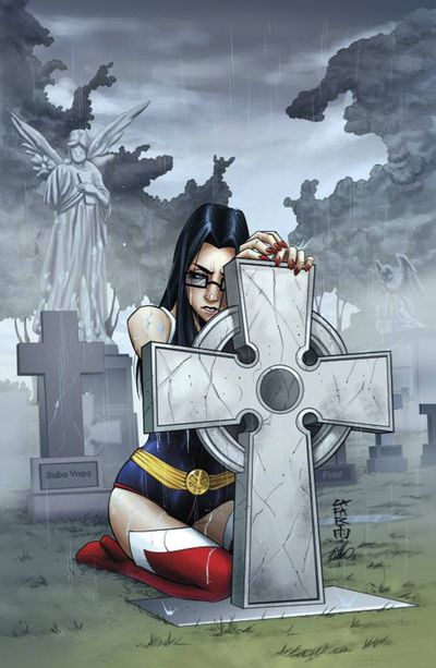 Grimm Fairy Tales Realm War #12 (of 12) (Cover B - Cafaro)