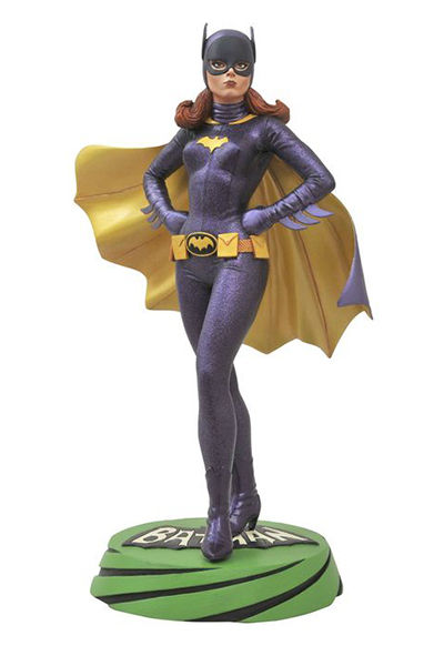 Batman 1966 Premier Collection Batgirl Statue APR152297U