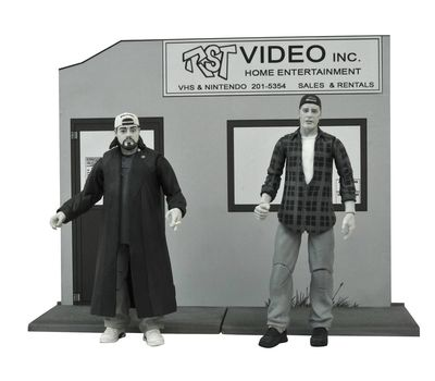 Clerks Select B&W Randall Action Figure APR152299U