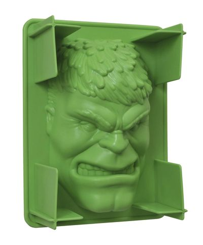 Marvel Hulk Gelatin Mold APR152306U