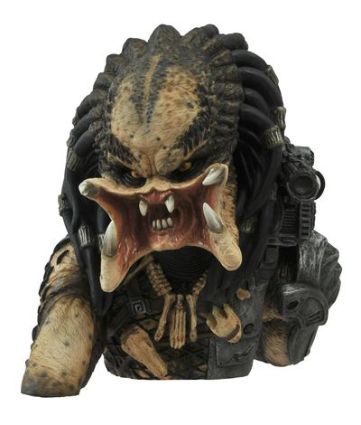 Predator Unmasked Bust Bank APR152309U