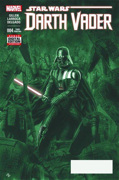 Darth Vader #4 (3rd Printing)