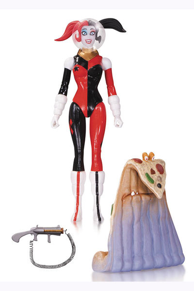 Designer Series Conner Spacesuit Harley Quinn Action Figure APR160440Y