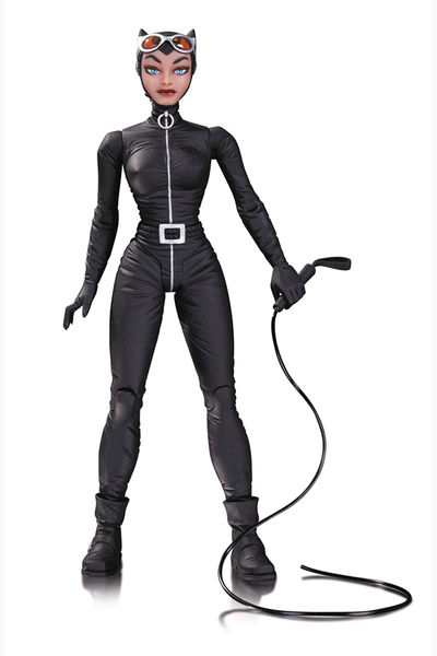 Designer Series Cooke Catwoman Action Figure APR160443Y