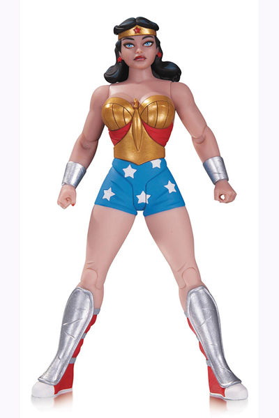 Designer Series Cooke Wonder Woman Action Figure APR160446Y