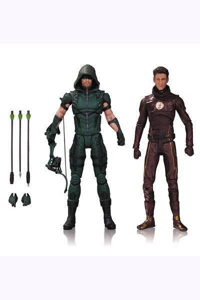 DC TV Arrow Flash 2 Pack Action Figure APR160456X