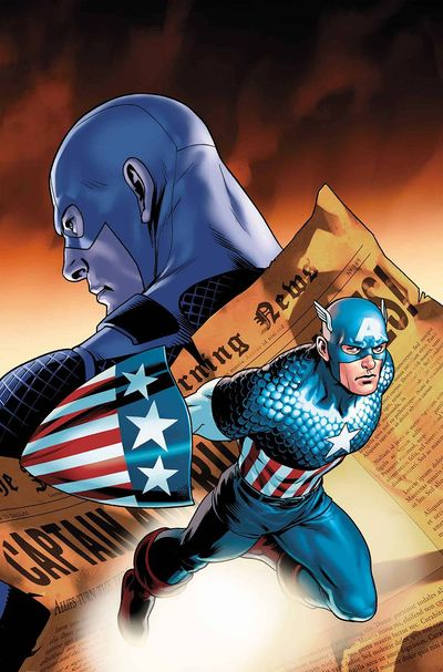 Captain America comics at TFAW.com