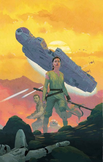 Star Wars Force Awakens Adaptation #1 (of 5)