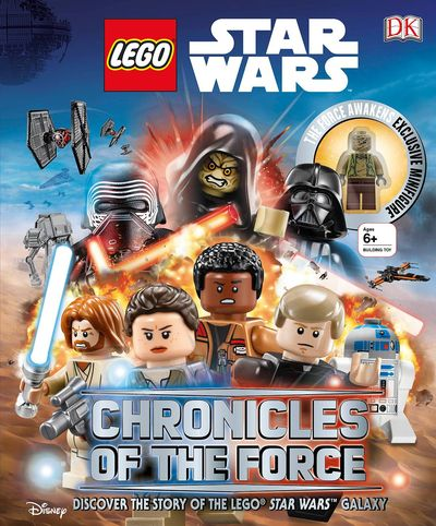 Lego Star Wars Chronicles of the Force APR162253F