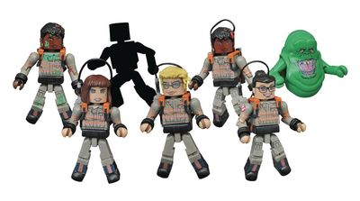 Ghostbusters 2016 Movie Minimates Series 1 Assortment APR162600U