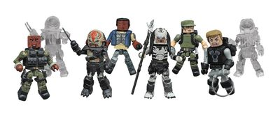 Predator Minimates Series 2 Foil Assortment APR162618U