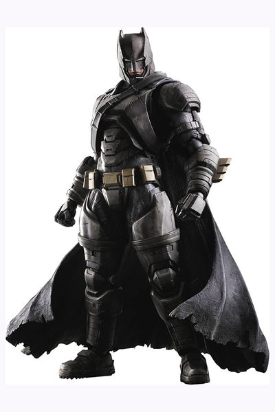 Batman vs. Superman Dawn Of Justice Play Arts Kai Armored Batman Action Figure JAN168475I