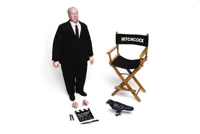 Alfred Hitchcock 1/6 Scale Collectible Figure APR168610I