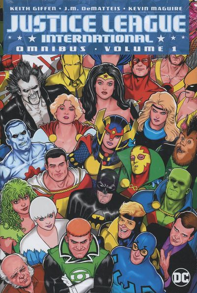 Justice League by Giffen & Dematteis Omnibus HC Vol. 01 APR170428D