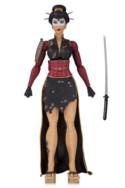 DC Designer Series Bombshells Katana Action Figure APR170467Y