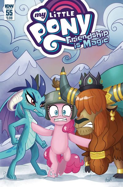 My Little Pony Friendship Is Magic #55