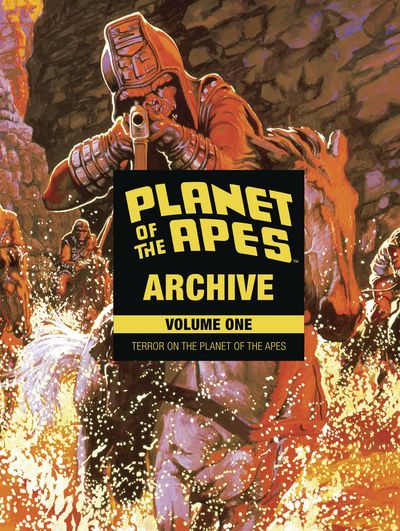 Planet Of Apes Archive HC Vol. 01 APR171413E