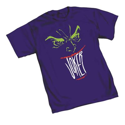 Image of Joker Smile T-Shirt XL