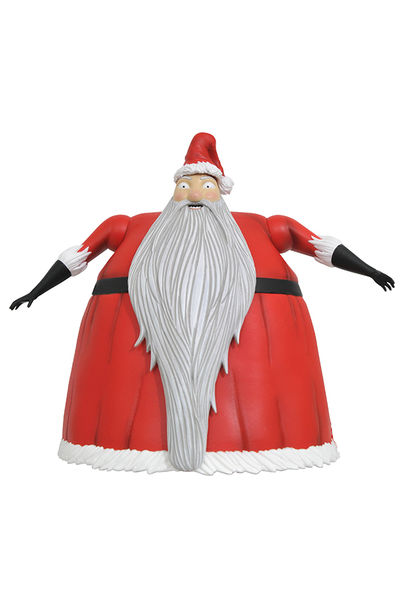 Nightmare Before Christmas Select Series 3 Santa Action Figure APR172636I