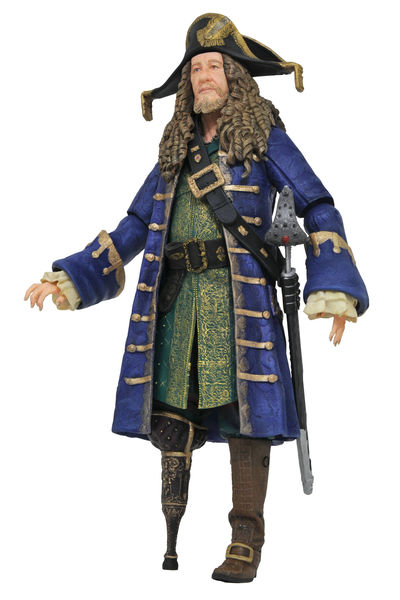 Pirates of the Caribbean Dead Men Tell No Tales Barbossa Action Figure APR172651I