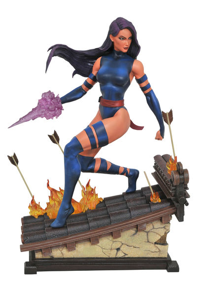 Marvel Premier Collection Psylocke Statue APR172652U
