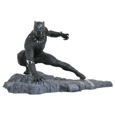 Marvel Gallery Black Panther Pvc Figure APR172656U