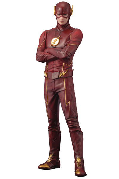 Flash Tv Series Flash ArtFX+ Statue APR172963I