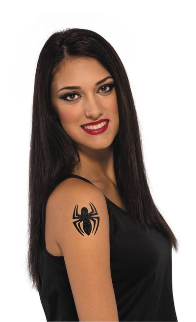 Marvel Heroes Spider-Man Symbol Temporary Tattoo APR173225U