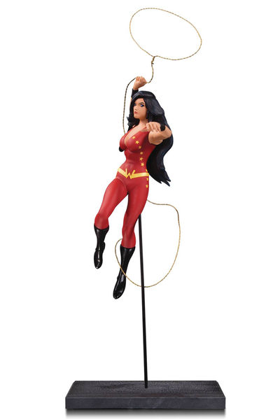Teen Titans Multi Part Statue - Wonder Girl APR180304