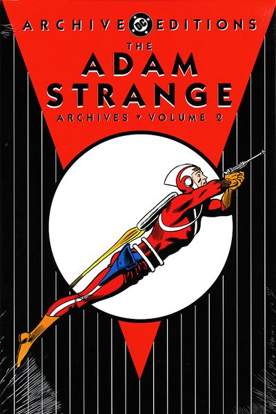 DC Archives - Adam Strange HC Vol. 02 AUG060193X