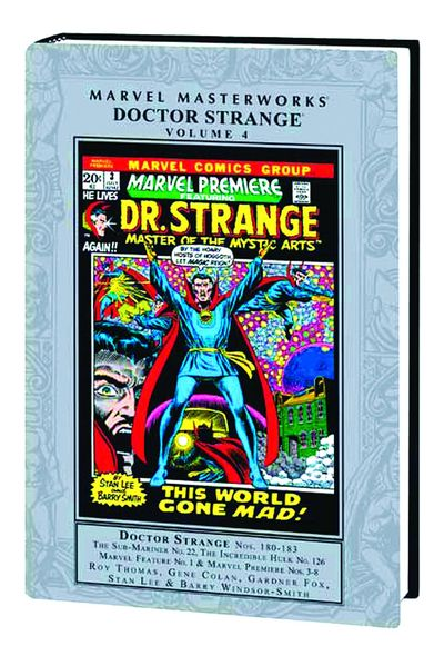 Marvel Masterworks Doctor Strange HC Vol. 04 AUG090545D
