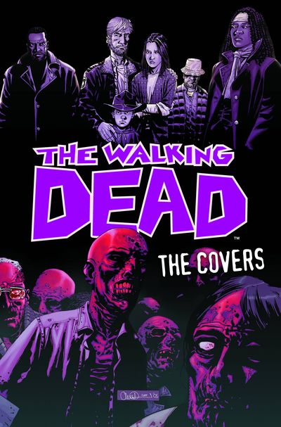 Walking Dead Covers HC AUG100384D