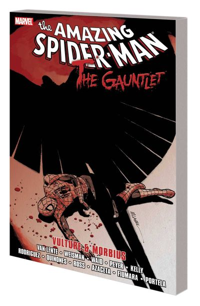 Spider-Man Gauntlet TPB Vol. 03 Vulture & Morbius AUG100702D