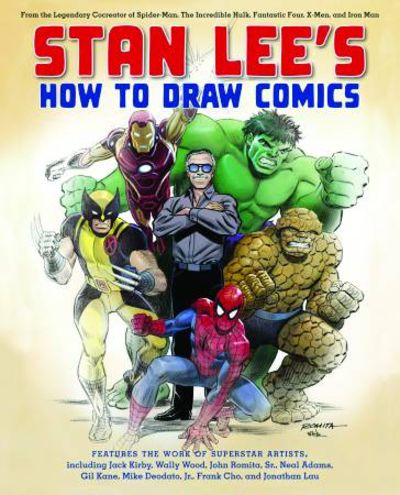 Stan Lee How To Draw Comics SC AUG101309F