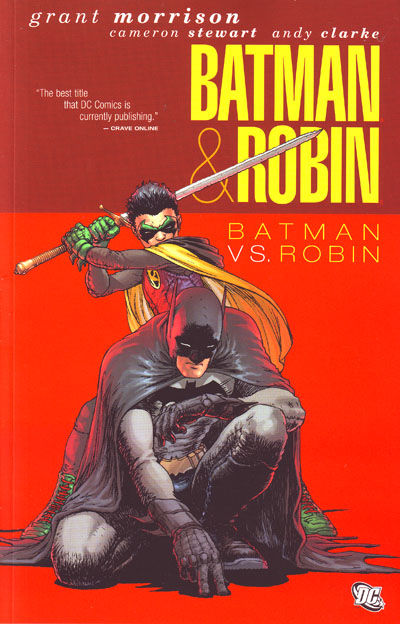 Batman and Robin TPB Vol. 02 Batman vs. Robin AUG110241D