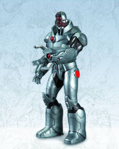 Justice League Cyborg Action Figure AUG120305X