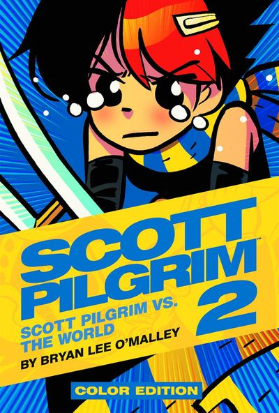 Scott Pilgrim Color HC Vol. 02 (of 6) AUG121236E