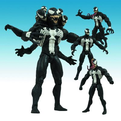 Marvel Select Venom Action Figure OCT172354I